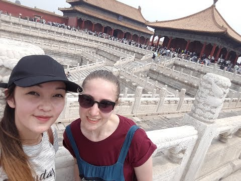 Summer in the Forbidden City || China Vlogs || Day 3