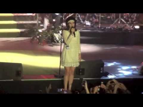 Lana Del Rey - Video Games - Live in Amsterdam HD
