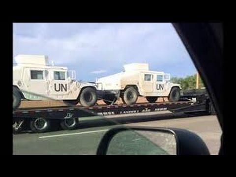 UN Admits Government Preparing For Unprecedented Disaster!