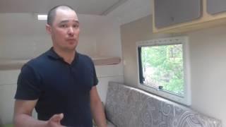 Видеообзор автодома на базе удлиненного