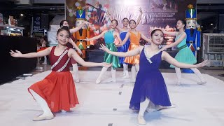 Kampana ng Simbahan - Paskong Pinoy Ballet Performance of Ballet Dance Academy at District Mall Dasm