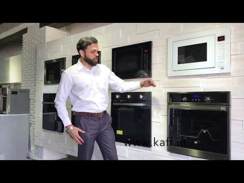 KAFF Built-In Ovens KOV 60 ZN | Product Instructional Guide