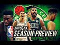 2018-19 NBA Season Preview: Boston Celtics: Kyrie Irving * Jayson Tatum * Gordon Hayward
