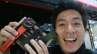 UNBOXING GA 2000E 4DR G SHOCK CARBON 2019