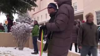 Beverly Singer Clip 7 - March On Washington Santa Fe