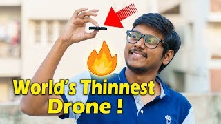 JJRC H49 Ultra Thin Drone with HD Camera Unboxing & Review