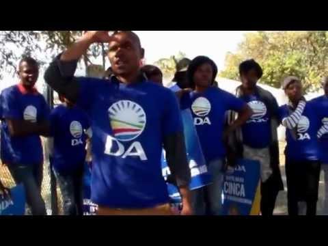 Democratic Alliance  at Malamulele