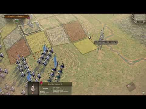 Field of Glory 2: How to Win With Forest Clearings on Deity Difficulty. |