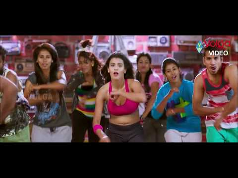 Hebah Patel Mind Blowing Dance | Ekkadiki Pothavu Chinnavada Movie | 2017