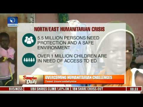 Ford Foundation CEO; Darren Walker Says Bullish About Nigeria,Insists Problems Are Solvable Pt 1