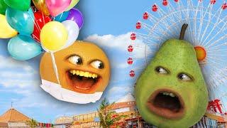 Babysitting Baby Annoying Orąnge - Amusement Park
