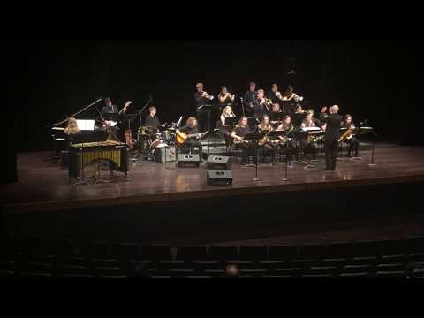 South Whidbey High School Jazz Band   Alone, Stan Kenton