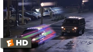 Clockstoppers (4/9) Movie CLIP - Car Chase in Hypertime (2002) HD