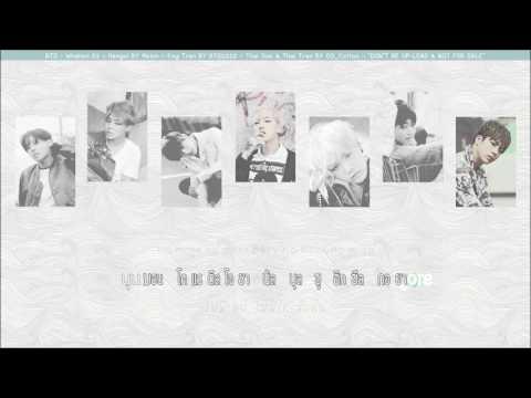 [Karaoke Thaisub] BTS (방탄소년단) - Whalien 52