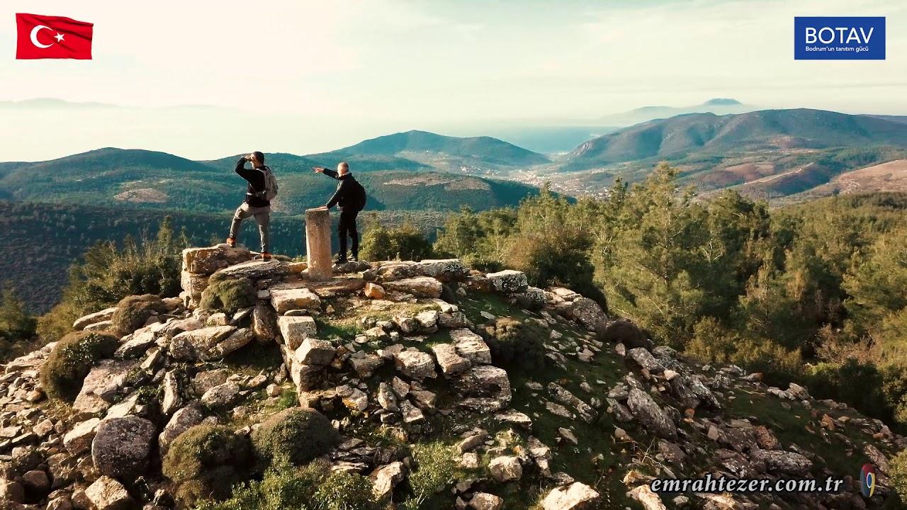 Theangela Antik Kenti | Etrim-Mumcular/Bodrum-MUĞLA