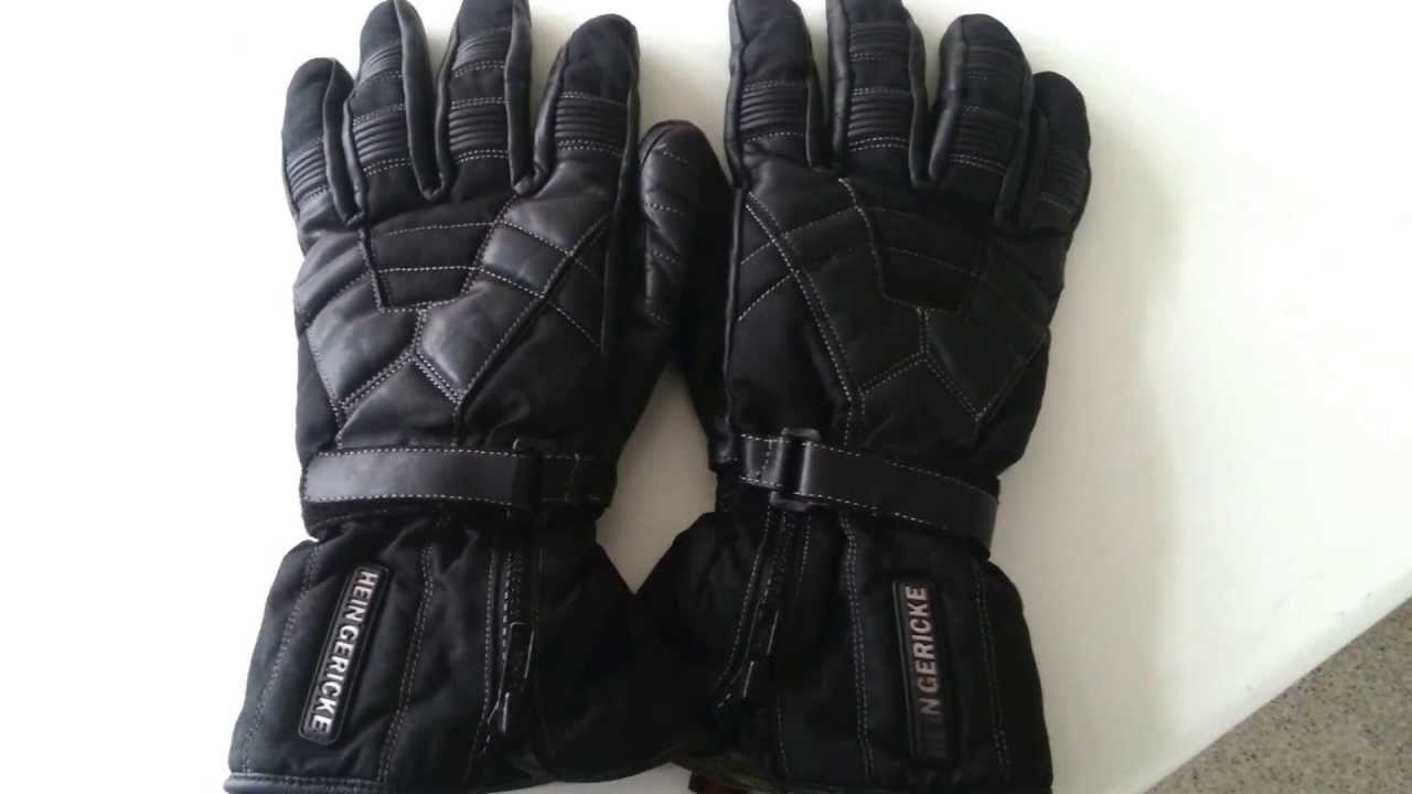 Motorcycle glove problem. Getting the inserts / glove material back ...