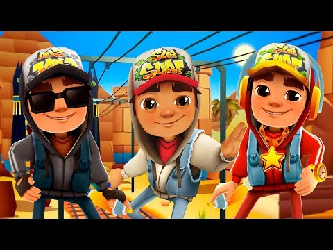 SUBWAY SURFERS CAIRO 2018 - EGYPT ✔ JAKE+STAR OUTFIT+DARK OUTFIT AND 90 MYSTERY BOXES
