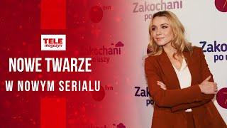 """Obsada """"Zakochani po uszy"""" rekomenduje nowy serial TVN7!"""