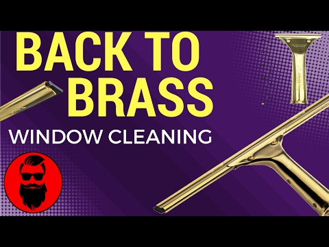 BACK TO BRASS WINDOW CLEANING