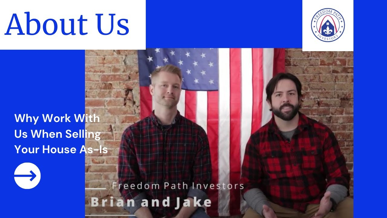 About Us- Freedom Path Investors- St. Louis Missouri Area House Buyers