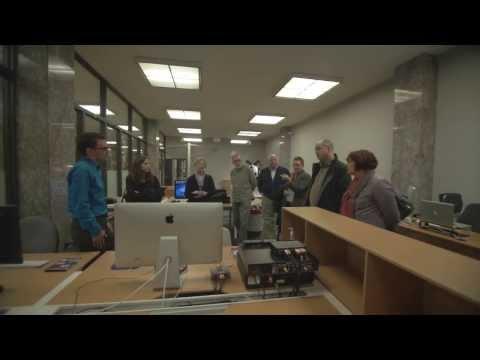 Hesburgh Library Center for Digital Scholarship