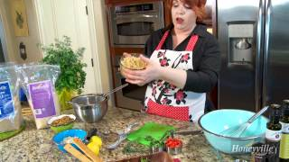 Honeyville Quinoa Salad With Chef Tess