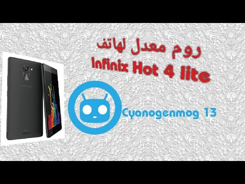 Custom Rom for infinix hot 4 and infinix hot 4 lite Cyanogenmod