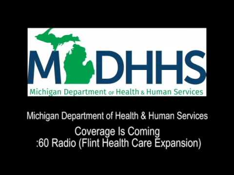 """Coverage Is Coming"" :60 Radio (Flint Health Care Expansion)"