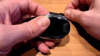 Замена батарейки в ключе Туарег NF. Replacing the battery in the key Touareg NF(Замена элемента питания в ключе VW Туарег NF. Всё достаточно просто, смотрите видео. Replacing the battery in the key Touareg NF., 2012-01-12T12:46:43.000Z)