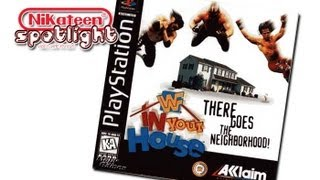 Spotlight Video Game Reviews - WWF in Your House (Playstation)
