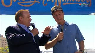Joe Lacob Interview - 2018 Golden State Warriors Championship Parade