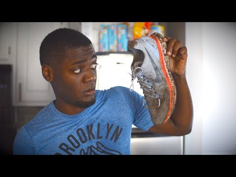 How to CLEAN your DIRTY SHOES ! | Cheap Method 2017! No Reshoeven8r required!