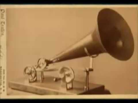 Emile Berliner History of the Gramophone Phonograph New Version