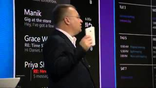Mobile World Congress 2015 Keynote Microsoft Stephen Elop