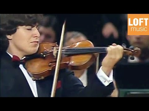 Maxim Vengerov: Tchaikovsky - Violin Concerto in D major, Op. 35 (1990)