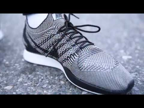 san francisco 81a1b 7e982 Nike Air Zoom Mariah Flyknit Racer + On Foot (Dope or Nope) - YouTube