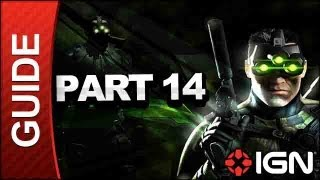 Splinter Cell Pandora Tomorrow - Television Free Indonesia - Walkthrough (Part 14)