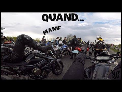 QUAND .... TU PARTICIPE A UNE MANIF' 😆 ( Ft Erdozz )