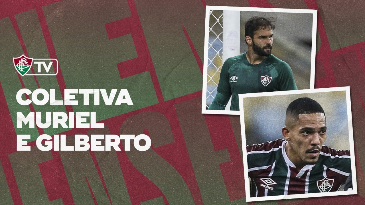 FluTV - Coletiva - Gilberto e Muriel