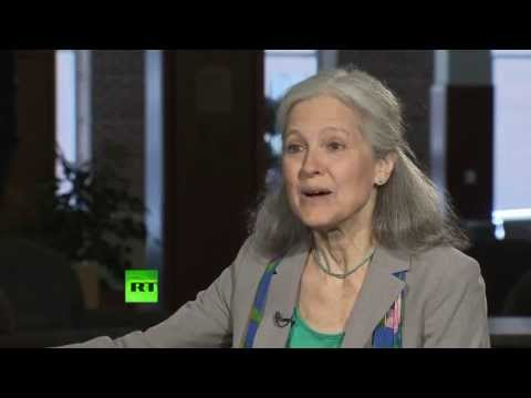 """Neither Left nor Right, but Forward"" -- Jill Stein on Green Party's prospects in 2016"