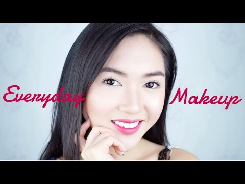 My Everyday Makeup - Trang Điểm Tự Nhiên Hằng Ngày | Chloe Nguyen