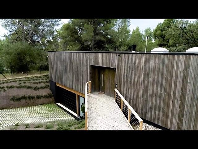 Construcción biopasiva Bellaterra, House Habitat