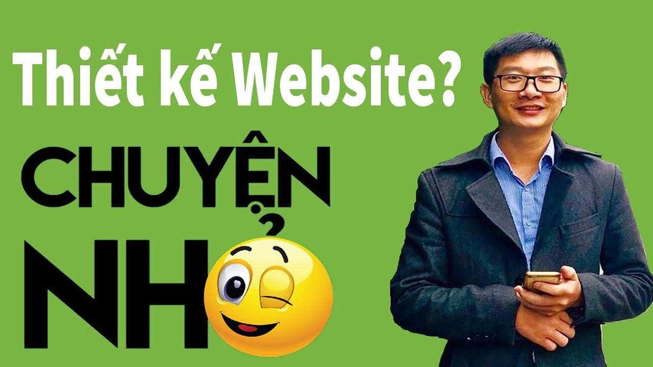 Hướng dẫn Cách Thiết Kế Website Bất Động Sản (Dễ lắm) | Trương Đình Nam