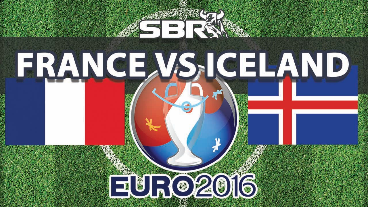 france vs iceland euro 2016