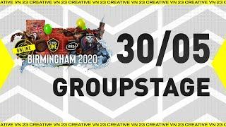 Liquid vs Nigma | OG vs NIP | ESL One Birmingham 2020 Online | 23 Creative VN