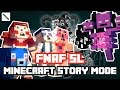 BABY vs PURPLE GUY WITHERSTORM! FNAF Sister Location Theme Minecraft Story Mode