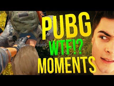 TEGO NIE SKOMENTUJĘ! WTF MOMENTS PUBG 2!