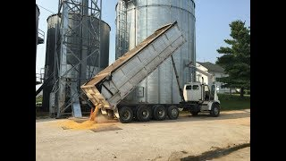 Our Grain Handling System