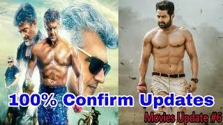 Upcoming South Hindi Movies | Jr NTR latest upcoming movie | Weekly Movies Update #6