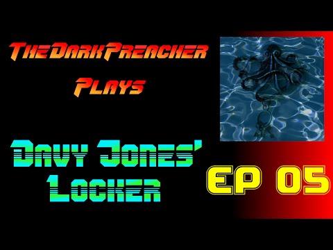 Davy Jones Locker Ep 5 | Underwater Building Skills